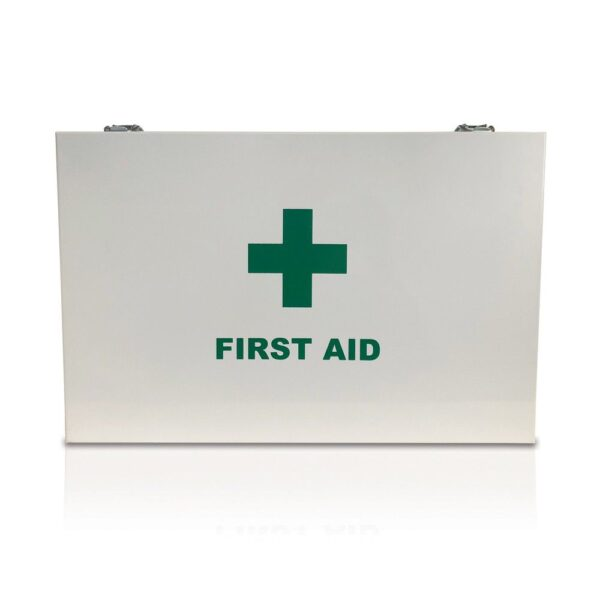 First Aid Kit Metal Regulation 7
