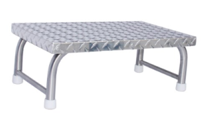 Single Step Stainless Steel Top