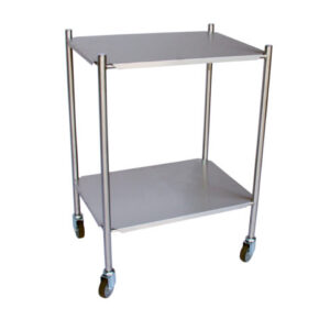 Instrument-Trolley-Stainless-Steel-Medium