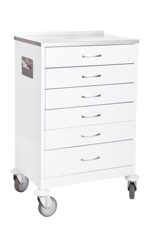 Anaesthetic-Trolley-6-Drawer-Only